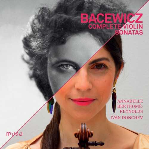 Grażyna Bacewicz - Complete Violin Sonatas (24/96 FLAC)