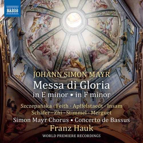 Hauk: Mayr - Messa di Gloria (24/96 FLAC)