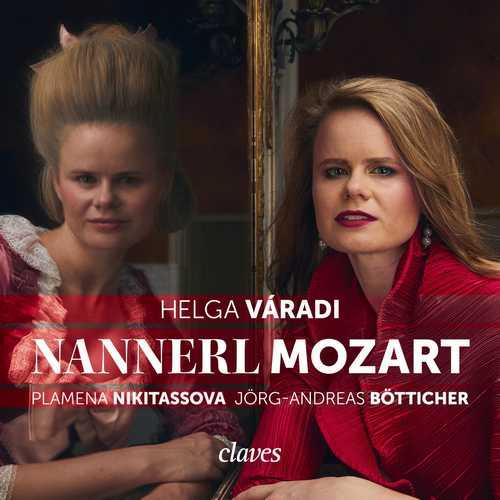 Helga Váradi - Nannerl Mozart (24/96 FLAC)