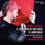 Heras-Casado: Falla - El Sombrero de Tres Picos, El Amor Brujo (24/96 FLAC)