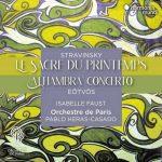 Heras-Casado: Stravinsky - Le Sacre du printemps, Eötvös - Alhambra (24/48 FLAC)