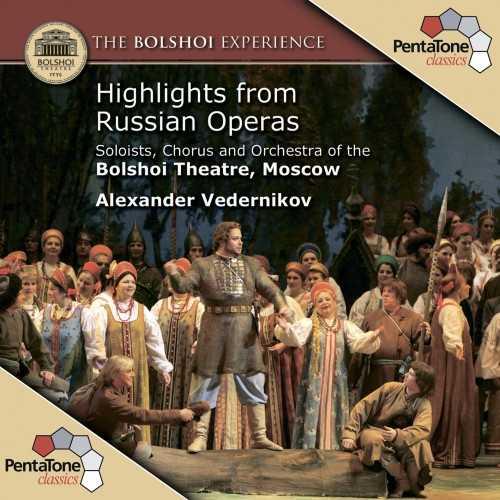 Highlights from Russian Operas vol.1 (DSD)
