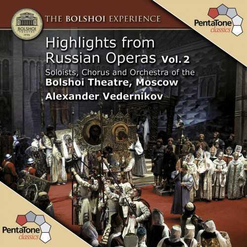 Highlights from Russian Operas vol.2 (DSD)