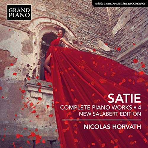 Horvath: Satie - Complete Piano Works vol.4 (24/96 FLAC)