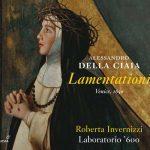 Invernizzi: Della Ciaia - Lamentationi (24/96 FLAC)