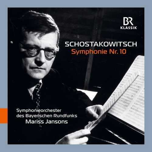 Jansons: Shostakovich - Symphony no.10 (24/48 FLAC)