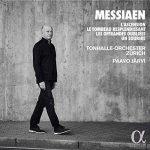 Järvi: Messiaen - L'Ascension, Le Tombeau Resplendissant, Les Offrandes Oubliees, Un Sourire (24/96 FLAC)
