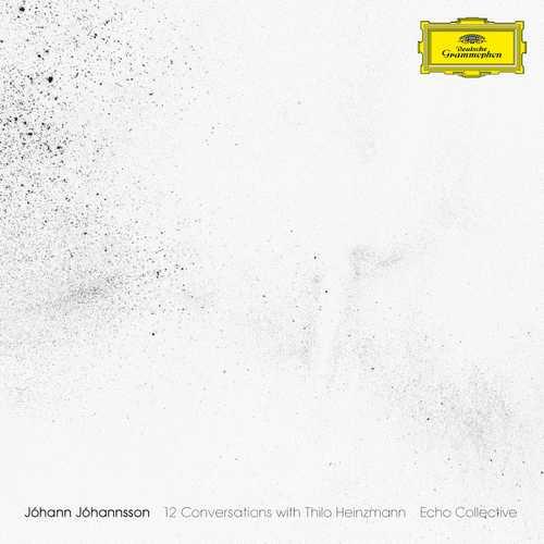 Jóhann Jóhannsson - 12 Conversations with Thilo Heinzmann (24/96 FLAC)