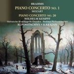 Kempff: Brahms - Piano Concerto no.1, Mozart - Piano Concerto no.20 (FLAC)