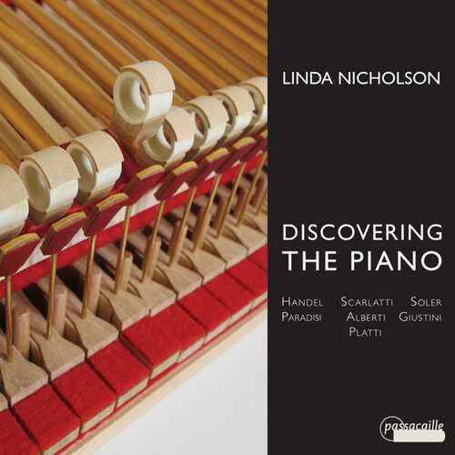 Linda Nicholson - Discovering The Piano (24/96 FLAC)