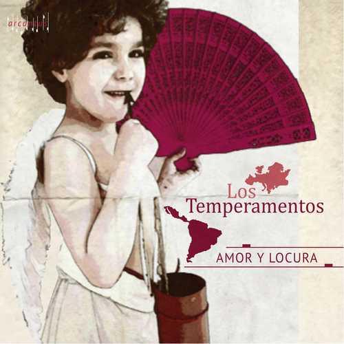 Los Temperamentos - Amor y Locura (24/96 FLAC)