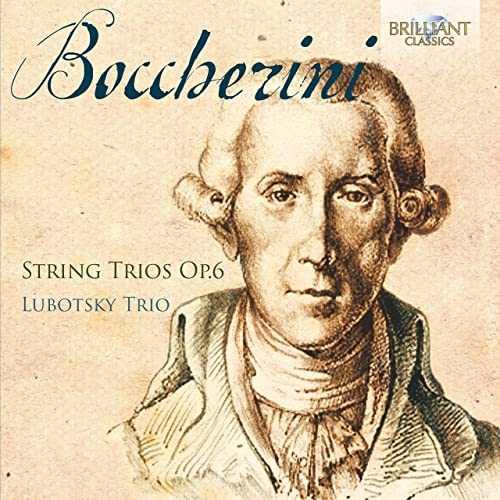 Lubotsky Trio: Boccherini - String Trios op.6 (24/96 FLAC)