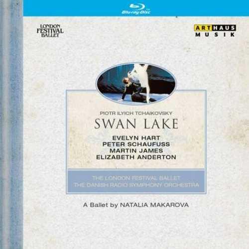 Natalia Makarova: Tchaikovsky - Swan Lake (BD)