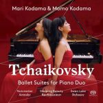 Mari Kodama, Momo Kodama: Tchaikovsky – Ballet Suites for Piano Duo (DSD)