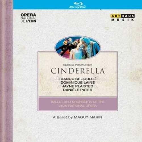 Maguy Marin: Prokofiev - Cinderella (BD)