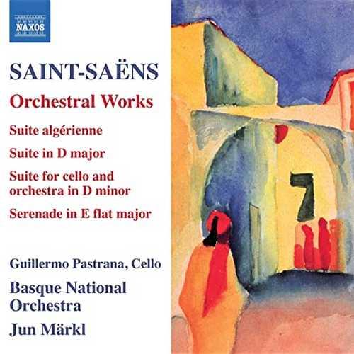 Pastrana, Markl: Saint-Saëns - Orchestral Works (24/96 FLAC)