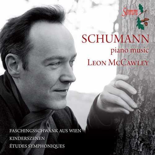 Leon McCawley: Schumann - Piano Music (24/96 FLAC)