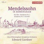 Gardner: Mendelssohn in Birmingham vol.2 (24/96 FLAC)