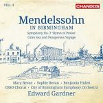 Gardner: Mendelssohn in Birmingham vol.3 (24/96 FLAC)