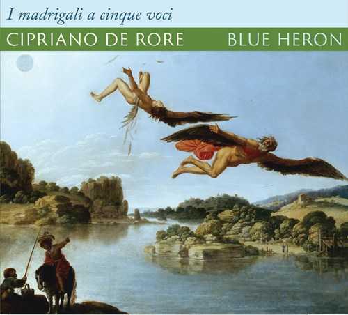 Metcalfe: Rore - I Madrigali a Cinque Voci (24/44 FLAC)