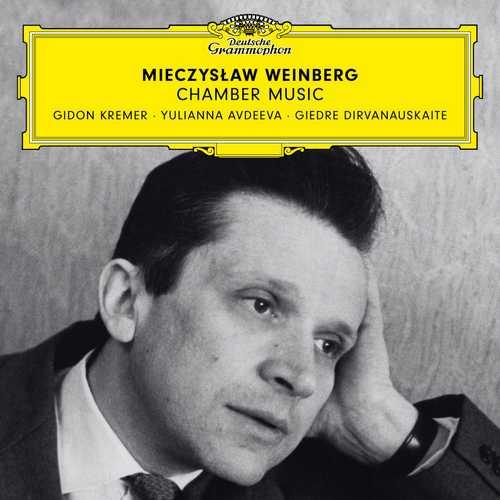Mieczysław Weinberg - Chamber Music (24/96 FLAC)