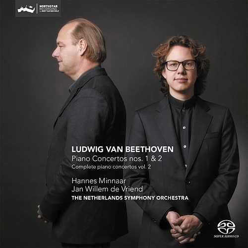 Minnaar, Vriend: Beethoven - Complete Piano Concertos vol.2 (DSD)