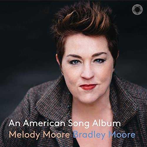 Melody Moore, Bradley Moore: An American Song Album (24/96 FLAC)