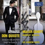 Müller-Schott, Schuch, Davis: Strauss - Don Quixote, Sonata for Cello and Piano, Songs op.10 & 32 (24/48 FLAC)