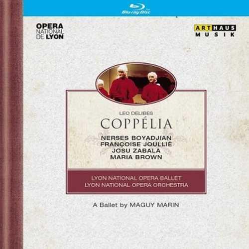 Maguy Marin: Leo Delibes - Coppelia (BD)