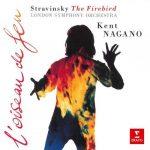 Nagano: Stravinsky - The Firebird. 1910 Version (FLAC)