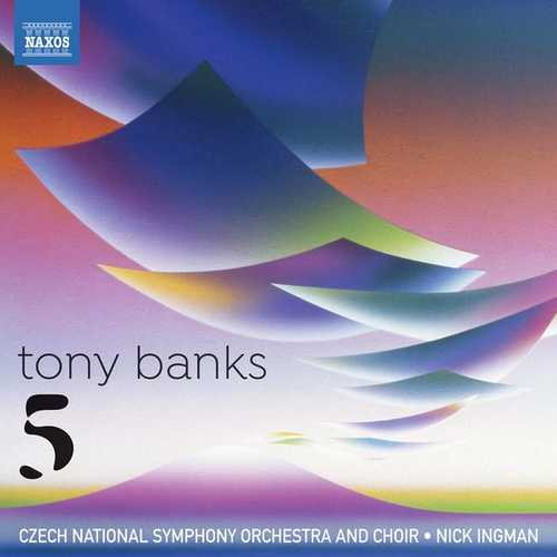 Ingman: Tony Banks - Five (24/96 FLAC)