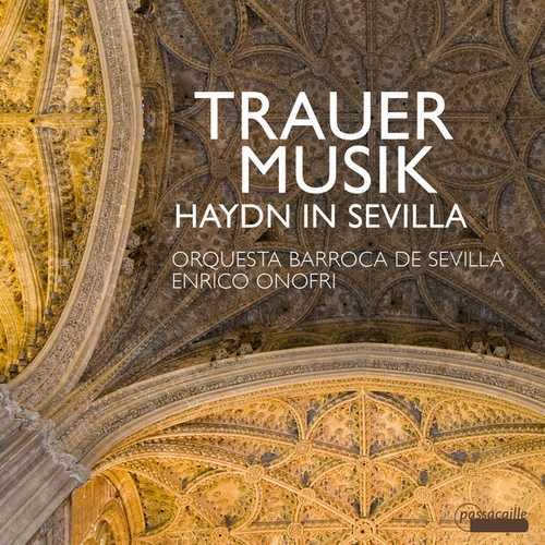 Onofri: Trauer Musik. Haydn in Sevilla (24/96 FLAC)