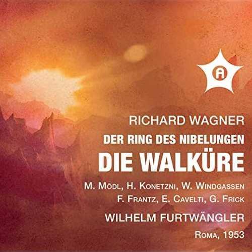 Furtwängler: Wagner - Die Walküre WWV86B. Remastered 2021 (24/48 FLAC)