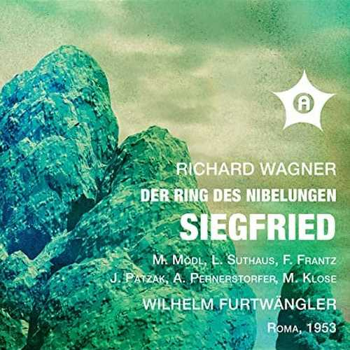 Furtwängler: Wagner - Siegfried WWV86C. Remastered 2021 (24/44 FLAC)