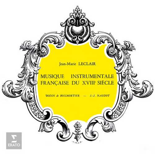 Paillard: Musique Instrumentale Francaise du XVIIIe Siecle (24/96 FLAC)