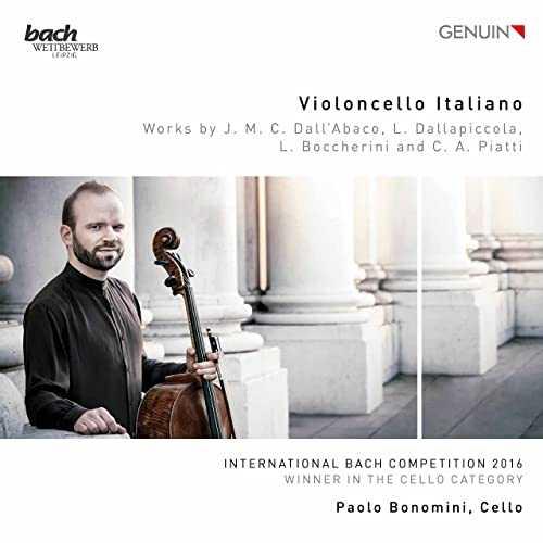 Paolo Bonomini - Violoncello Italiano (24/96 FLAC)