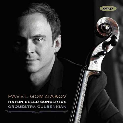 Pavel Gomziakov: Haydn - Cello Concertos (24/96 FLAC)