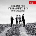 Pavel Haas Quartet: Shostakovich - String Quartets no.2,7,8 (24/192 FLAC)