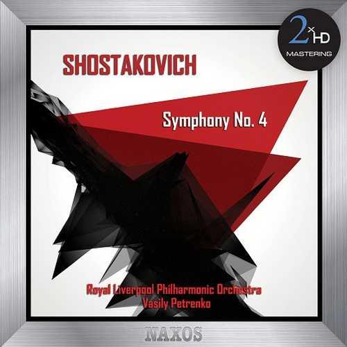 Petrenko: Shostakovich – Symphony no.4 (DSD)