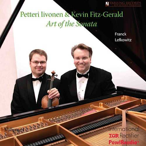 Petteri Iivonen & Kevin Fitz-Gerald - Art of the Sonata vol.1 (DSD)