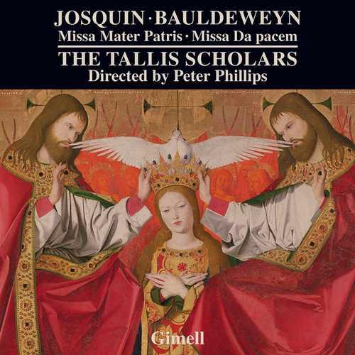 Phillips: Josquin - Missa Mater Patris, Bauldeweyn - Missa da Pacem (24/192 FLAC)