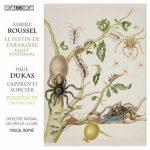 Rophé: Roussel - Le Festin de l'Araignée, Dukas - L'apprenti Sorcier, Polyeucte Overture (24/96 FLAC)