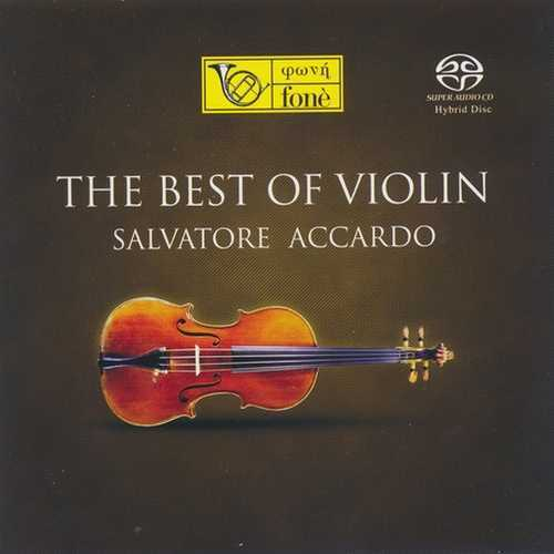 Salvatore Accardo - The Best Of Violin (SACD)