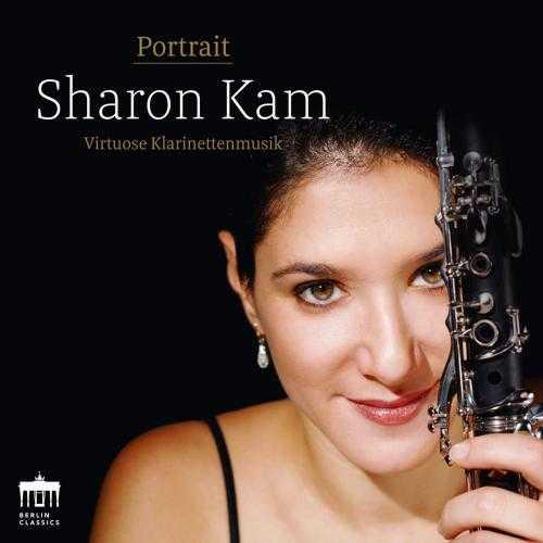 Sharon Kam - Portrait. Virtuoso clarinet music (24/44 FLAC)