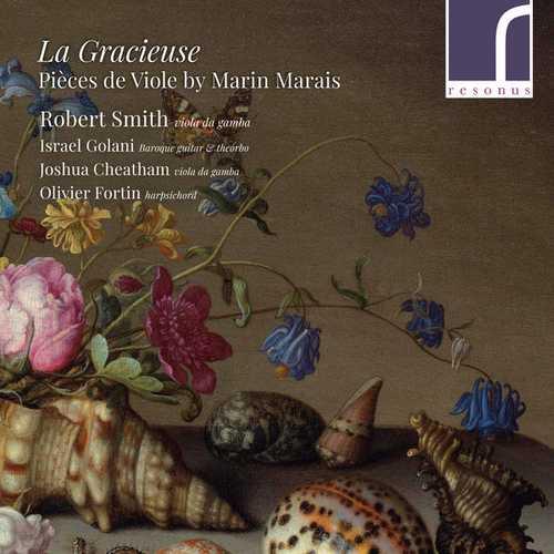 La Gracieuse - Pièces de Viole by Marin Marais (24/96 FLAC)