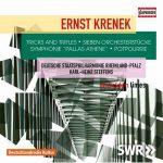 "Steffens: Krenek - Tricks and Trifles, Orchestral Pieces, Symphonie ""Pallas Athene"" & Potpourrie (24/48 FLAC)"