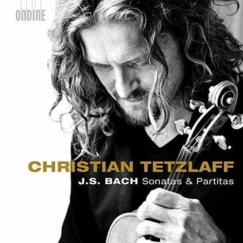 Christian Tetzlaff: J.S. Bach - Sonatas & Partitas (24/96 FLAC)