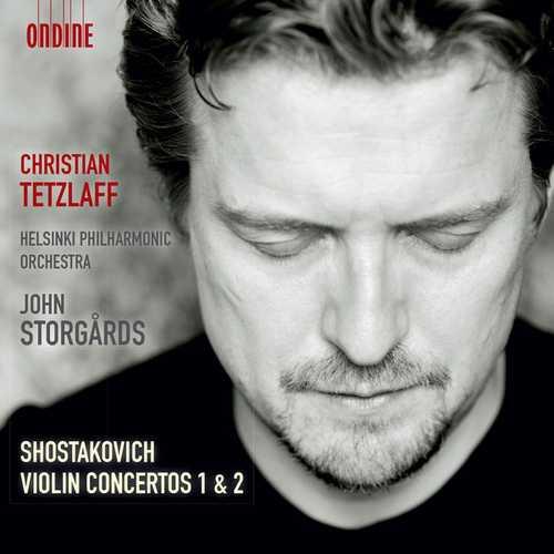 Tetzlaff, Storgårds: Shostakovich - Violin Concertos no.1 & 2 (24/96 FLAC)