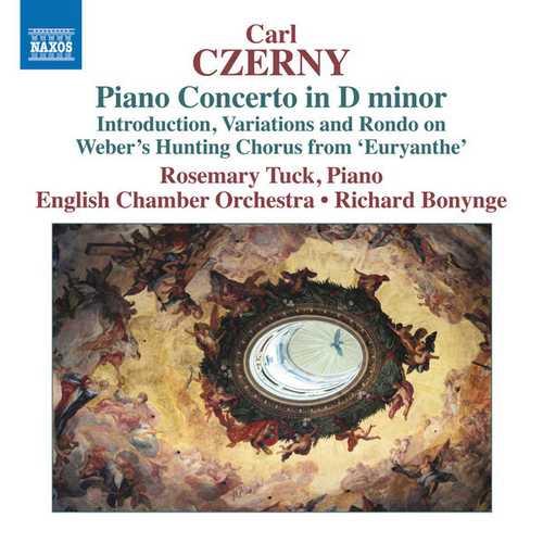 Tuck: Czerny - Piano Concerto in D Minor (24/96 FLAC)