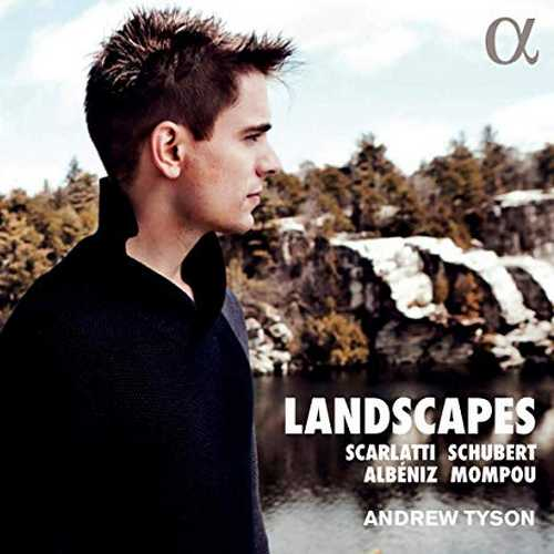 Andrew Tyson - Landscapes (24/88 FLAC)